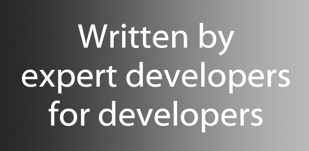 Bleeding Edge Press - Written by Expert Developers for Developers